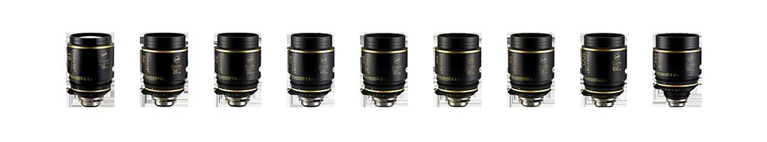 04 Cooke 5/i Prime Lenses T1.4
