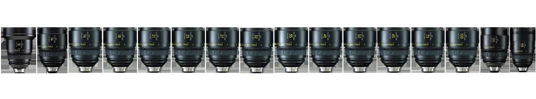 ARRI ZEISS Master Primes Lens T1.3