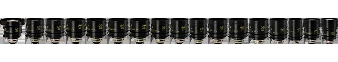 Cooke S4i Primes T2.8 Lens