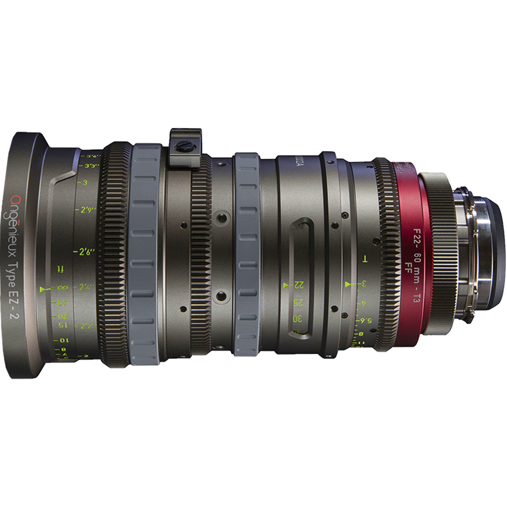 Angenieux EZ-2 T3.0 22-60mm Zoom FF